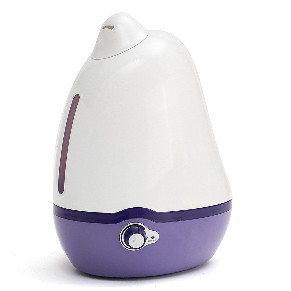 Ultrasonic Air Humidifier Steam Aroma Diffuser Purifier Mist Maker Home Office Essencial Oil 2L