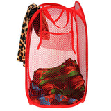 Laundry Hamper Foldable Storage Pop Up Clothes Basket