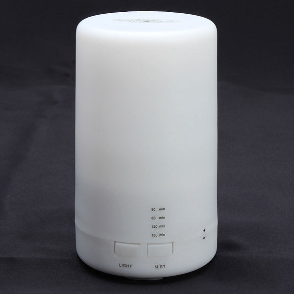 USB Aromatherapy Essential Oil Diffuser Ultrasonic  Aroma Air Humidifier Portable