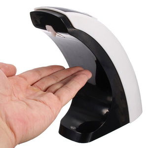 LCD Display Automatic Hand Sanitizer Machine Infrared Sensor Soap Dispenser