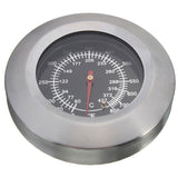 Barbecue Smoker Grill Stainless Steel Thermometer Temperature Gauge 60℃-427℃