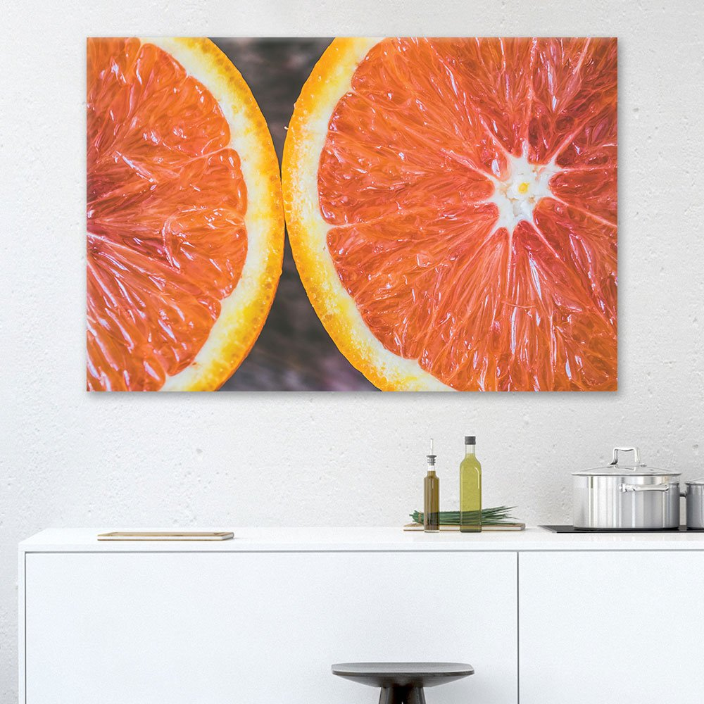 Prints Pictures Home Wall Art Modular Poster 1 Panel Fruit Painting Food On Canvas Modern Living Room