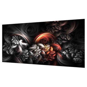 1 Panel Painting Art Abstract Flowers Canvas Print Modular Picture Quadro Mural Wall Pictures Living Room Framed