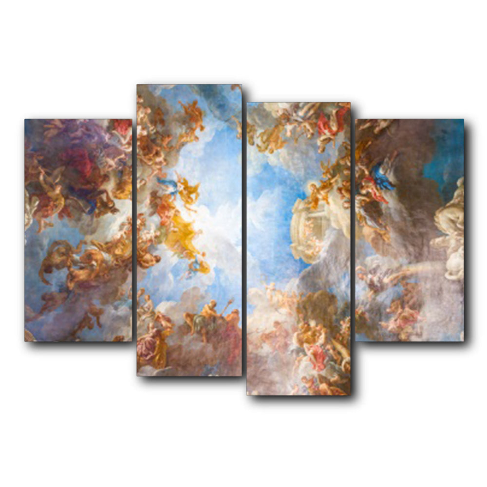 Lineage Gods Wonderland Canvas Prints Painting Home Decor Wall Art Paintings Pictures Bedroom
