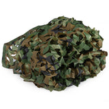 2M x 4M Durable Camping Tent Lightweight Woodland Camouflage Net Military Hunting Car Cover