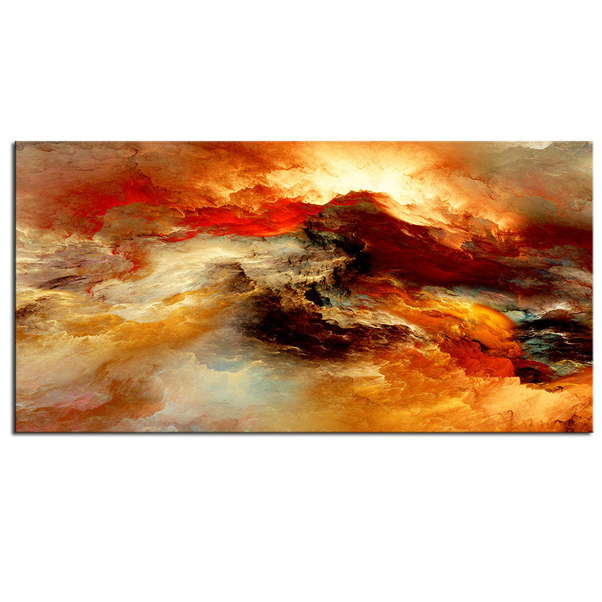 Canvas Art Wall Art Painting Wall Hangings Art print Painted Light Brown