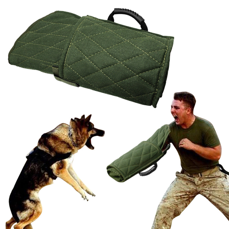 Dog Bite Sleeve Training Young German Shepherd Fit Left Right Hands