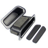 Door Handle Armrest Storage Box Container Holder Tray Car Organizer Accessories Car Styling