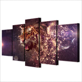 HD Printed Apex Predator Animals Tiger Painting  Print Decor Print Poster Picture Canvas