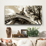 Paintings On The Wall Art Canvas Painting Wall Pictures For Bedroom Decoration Paris City Eiffel Tower