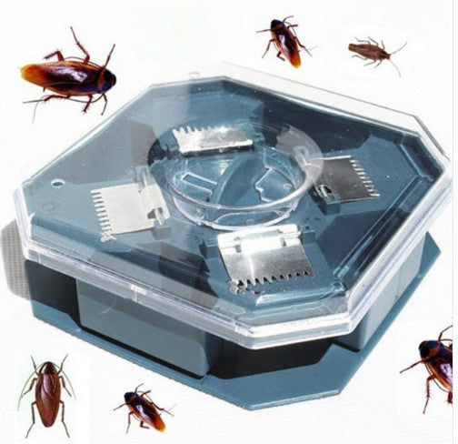 Safe Efficient Anti Cockroaches Trap insect Killer Plus Large Repeller No Pollute No Electric No Poison pest reject