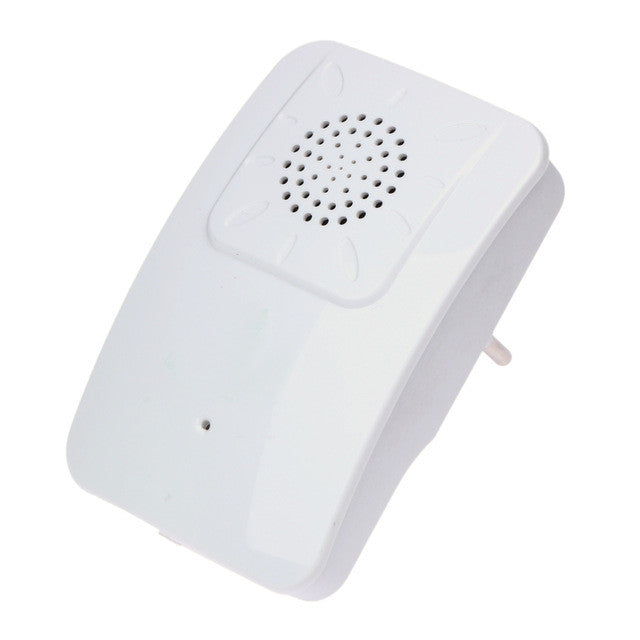 White Ultrasonic Indoor Pest Control Mouse Rat Traps Electronic Mouse Repeller Cockroach Rat Mice Mosquito Killer
