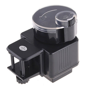Automatic Aquarium Tank Automatic Fish Feeder Timer Food Feeding Electronic Fish Food Feeder Timer