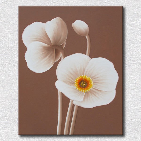 Wall Pictures Flowers Painting Home Decoration Hand Made Oil Painting Wall Canvas Art
