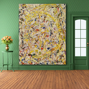 National Gallery Of Art Oil Painting On Canvas Printed Art For Living Room