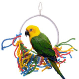 Pet Bird Chew Toys Parrot Climbing Training Bite Toys for Parrot Parakeet Birds Toy