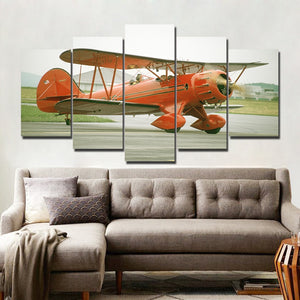 5 Panel Painting Canvas Wall Art Picture Plane Home Decoration Living Room Print Painting
