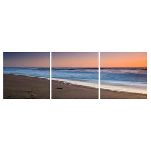 5 Piece Canvas Art HD Print Beach Painting Home Decor Sea Dusk Paintings Living Room Wall