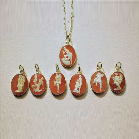 Magnificent Seven Pendants