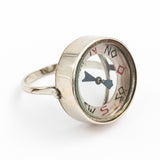Ladies Gold Compass
