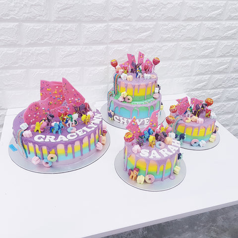 My Little Pony Cake Singapore