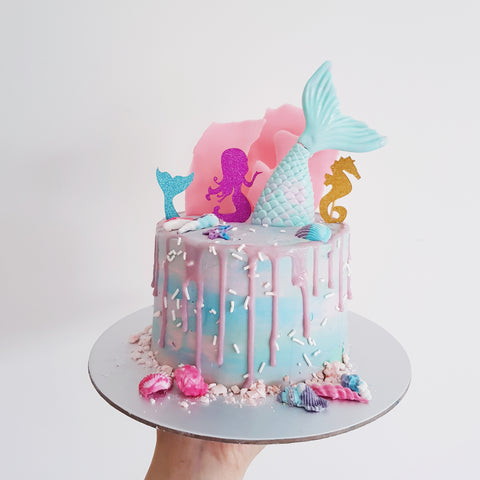Mermaid cakes Singapore