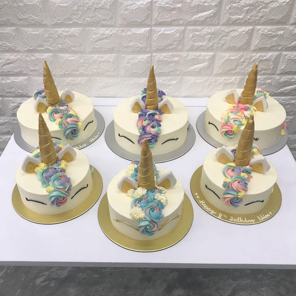 3rd May 2021 Unicorn Cake | River Ash Bakery Baking Class (Hands-on)-River Ash Bakery