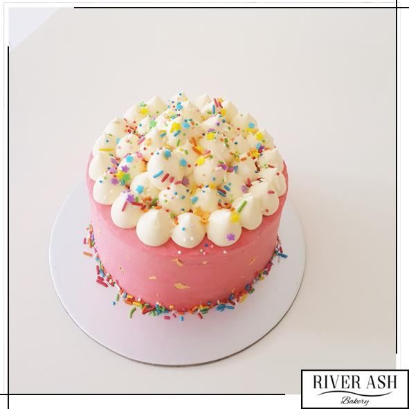 Bubble Sprinkles (Same Day)-River Ash Bakery
