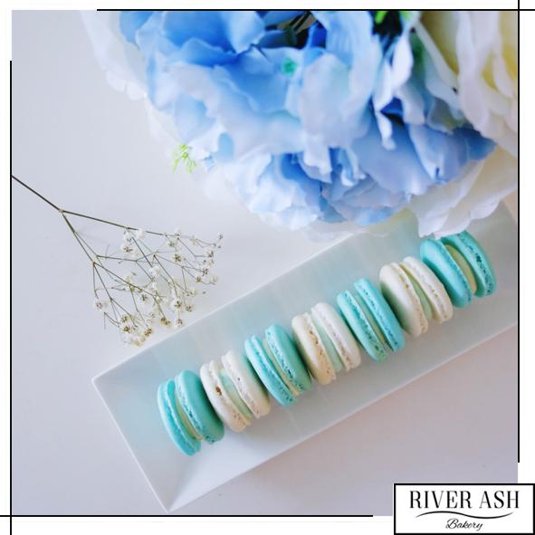 Customized Macarons-River Ash Bakery