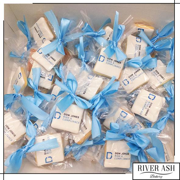 Image Cookie/Branding Cookie/Corporate Cookie-River Ash Bakery