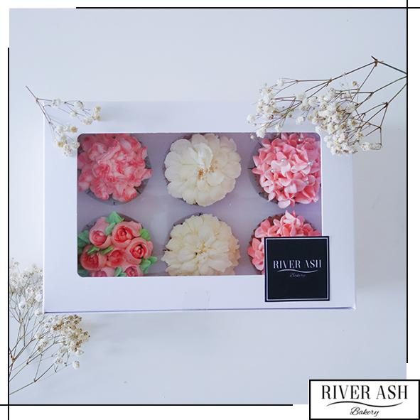Mother's Day Special Cupcakes-River Ash Bakery