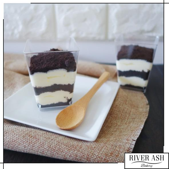 Oreo Cheesecake Cups-River Ash Bakery
