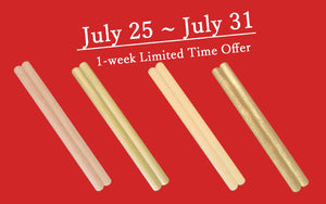 (1-week Limited Time Offer) Buy 10 Pairs of Bachi, Get Free One Bachi