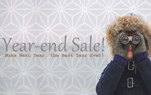 Year-End SALE! Let's Make Next Year, the Best Year Ever!