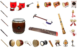 Guide to 33 Types of Traditional Japanese Instruments