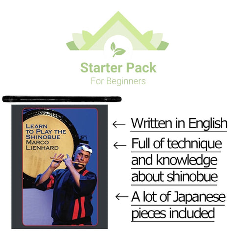 Shinobue Starter Pack English