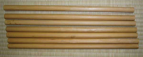 Cut Shinodake Bamboo