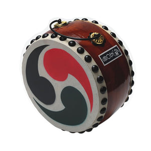 Miniature Hirado Tomoe - Taiko Center Online Shop
