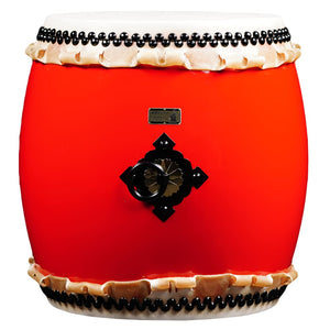 Nagado Daiko Smile Red (Display Model) - Taiko Center Online Shop