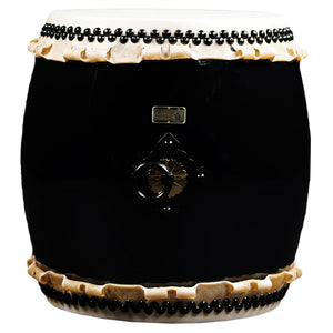 Nagado Daiko Smile Black (Display Model) - Taiko Center Online Shop