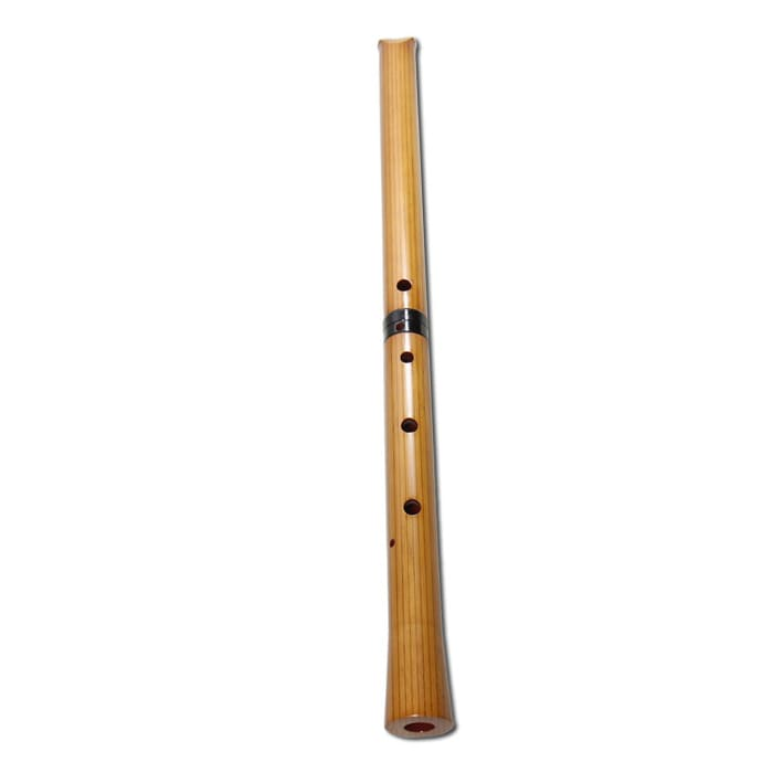 Bamboo Shakuhachi (Straight End) (Tozan) - Taiko Center Online Shop