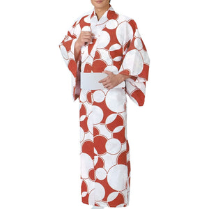 Yukata Robe Sugi 2328 for Men's - Taiko Center Online Shop