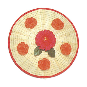 Hanagasa Straw Hat - Taiko Center Online Shop
