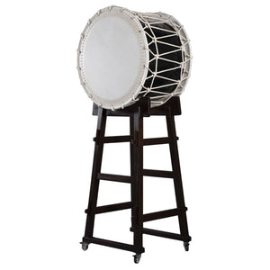Ojime Daiko Set (w/ Yagura Stand) - Taiko Center Online Shop