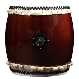Nagado Daiko Smile Brown (Display Model) - Taiko Center Online Shop
