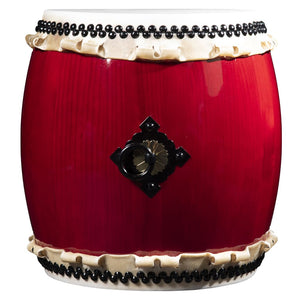 Nagado Daiko Smile Reddish Brown (Display Model) - Taiko Center Online Shop