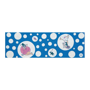Silk Print Tenugui Towel Kai - Taiko Center Online Shop