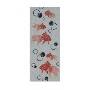 Sashiko Tenugui Towel Oki - Taiko Center Online Shop