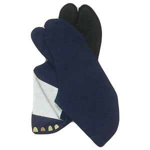 Navy Tabi 6135 (Black Fabric Outsole) - Taiko Center Online Shop