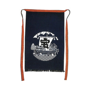 Maekake Apron Ho 7294 - Taiko Center Online Shop